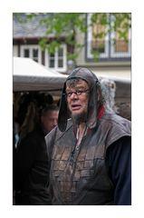 """GosLarer - Hansemarkt - Impressionen """" der Tagelöhner...."""""""