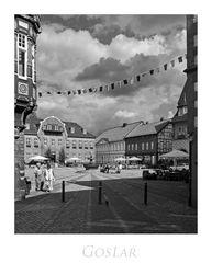 "GosLarer-Impressionen "" Blick , zum Marktplatz...."""