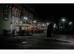 """GosLarer-Impressionen """" der GosLarer- Nagelkopf bei Nacht..."""