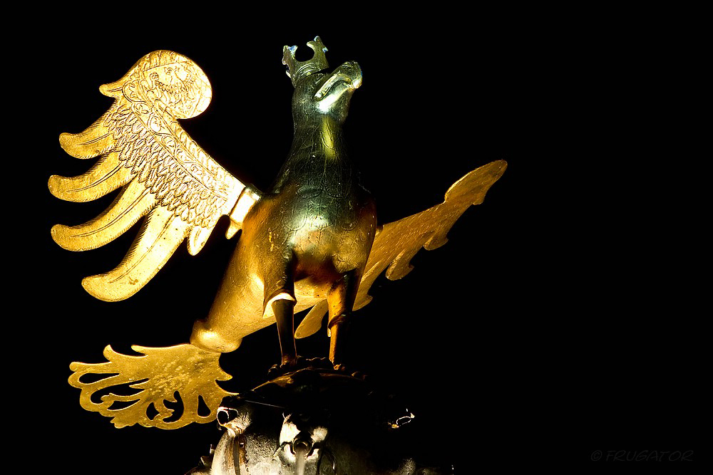 """""""Goslars goldenes Wahrzeichen""""..."""