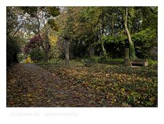 """GosLarsche Impressionen """" GosLar - Herbst-Impressionen im Pfalzgarten """""""