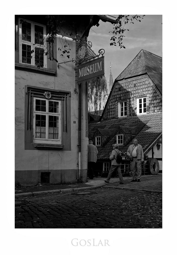 """GosLarsche Impressionen """" GosLarer Stadtansichten """""""