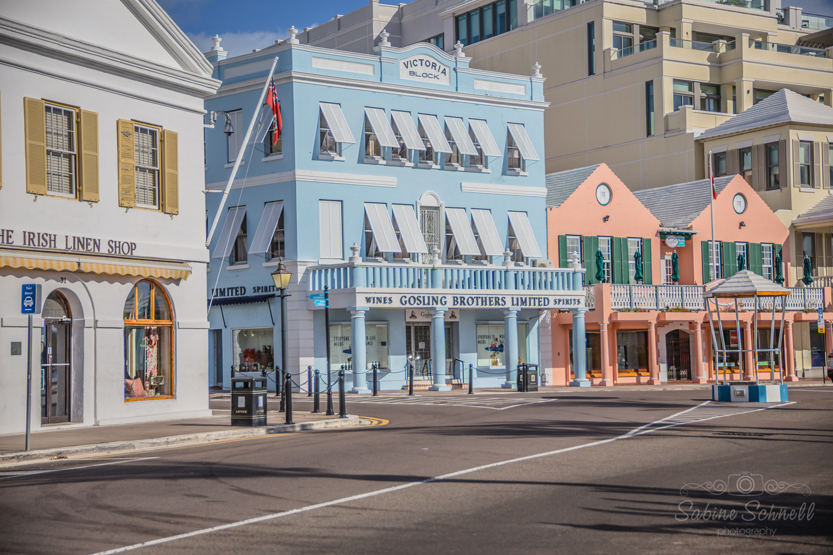 Gosling Brothers, Hamilton, Bermuda