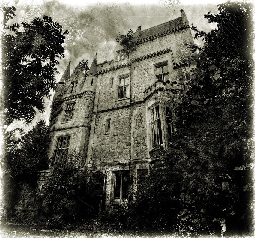 ..gosthouse...