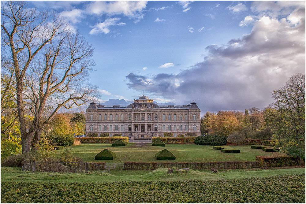 Gotha das kurfürstliche Museum