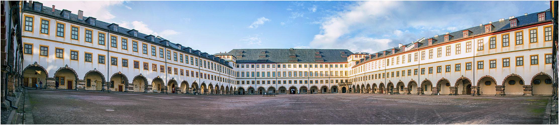 Gotha Schloß Friedenstein