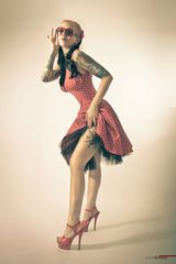 Gothesque-Girl: Evilla D'Ark