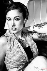 Gothesque-Girl: Miss Jassy Manic III