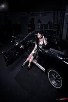 Gothesque-Girl Oktober 2013: Gina Loco