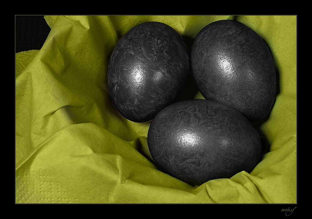 Gothic Eggs