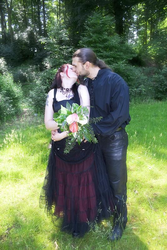 Gothic-Hochzeit 2