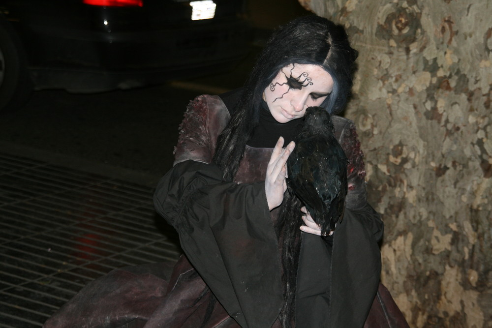 Gothic mime