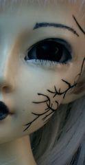 Gothik-Doll