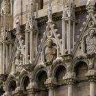 Gotische Ansicht