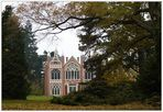 Gotisches Haus - Gartenseite