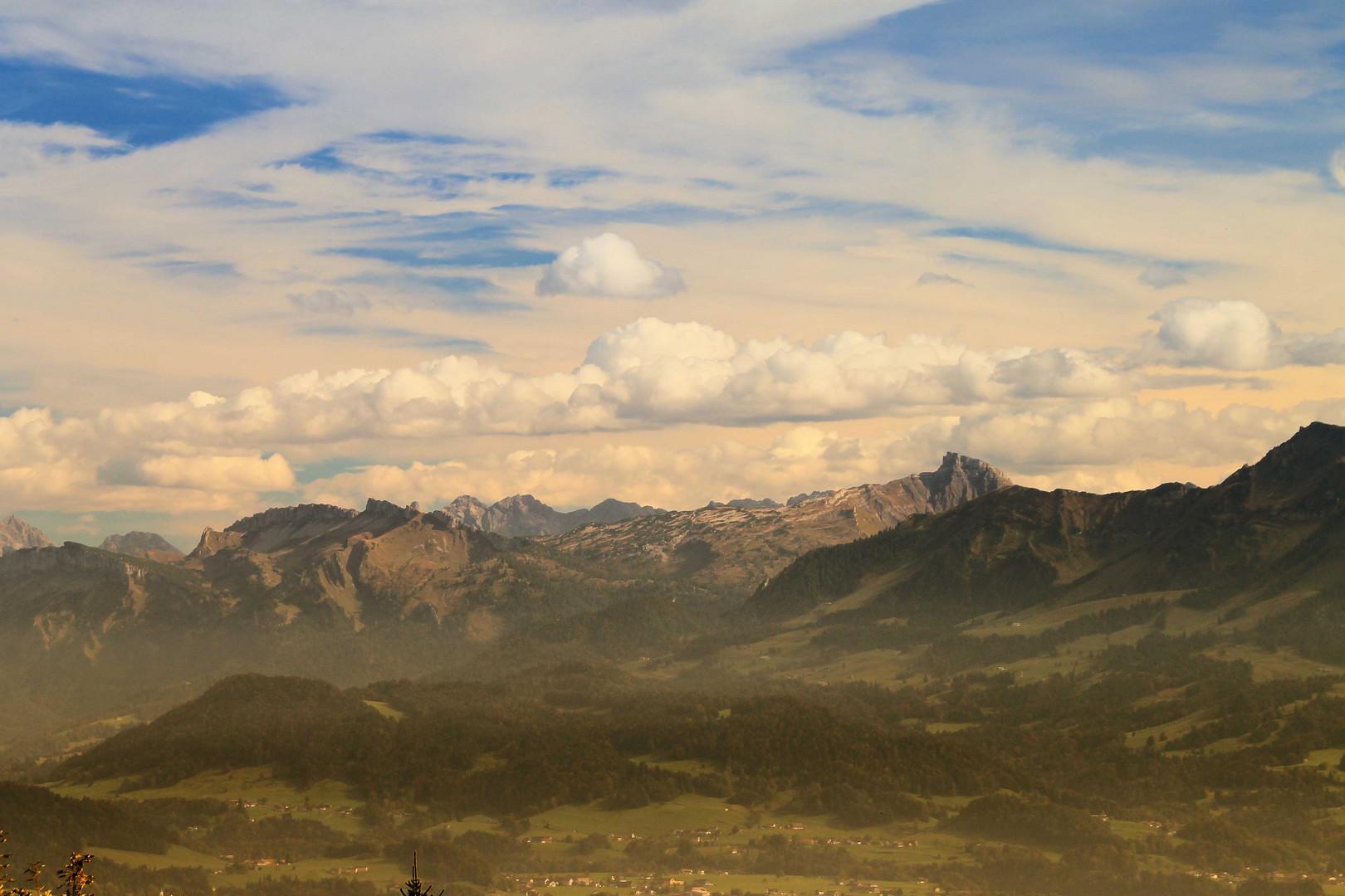 Gottesacker-Plateau und Hoher Ifen