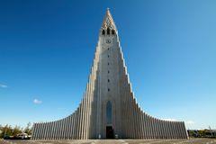 Gotteshaus in Reykjavik