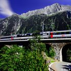 Gotthard Railway Line