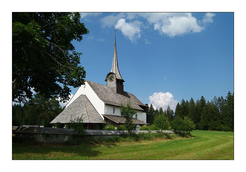 Gotthelf-Kirche ...