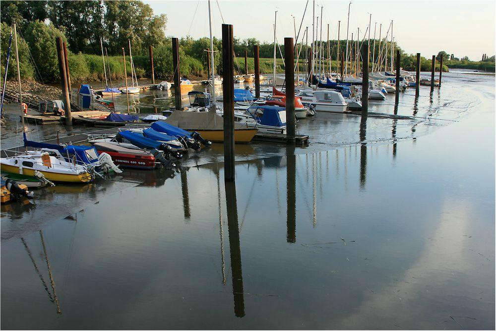 Gottlieben und sein kleiner Hafen