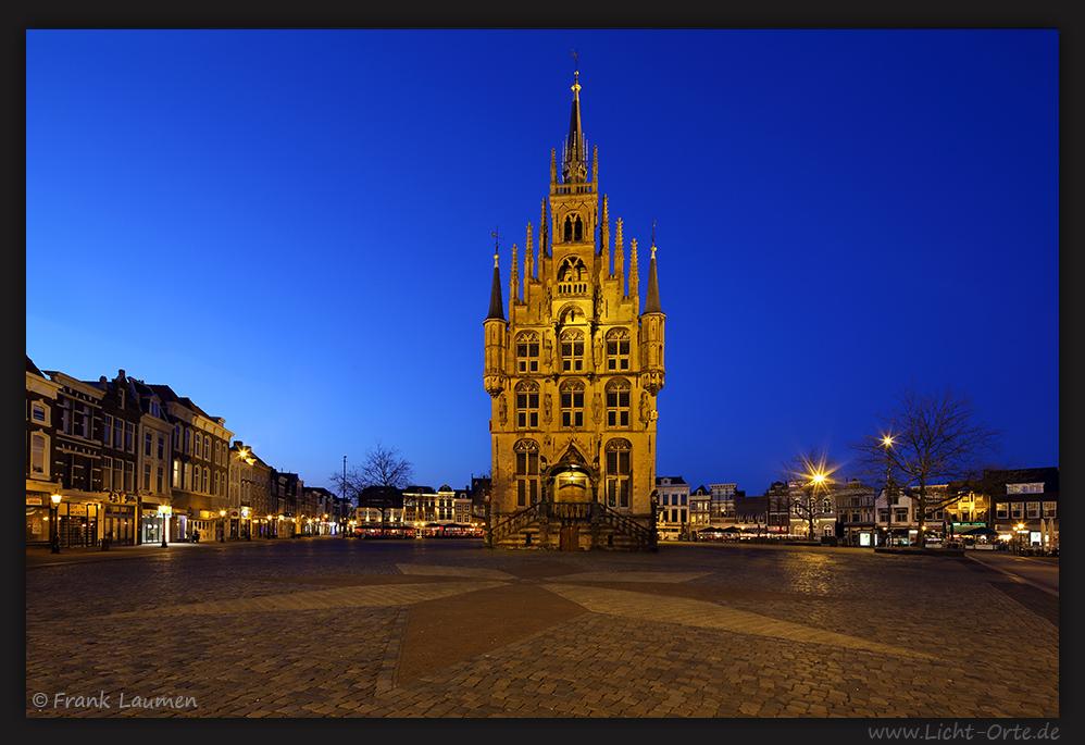 Gouda (NL) - Stadhuis