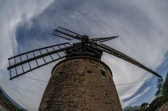 Goult - die Windmühle