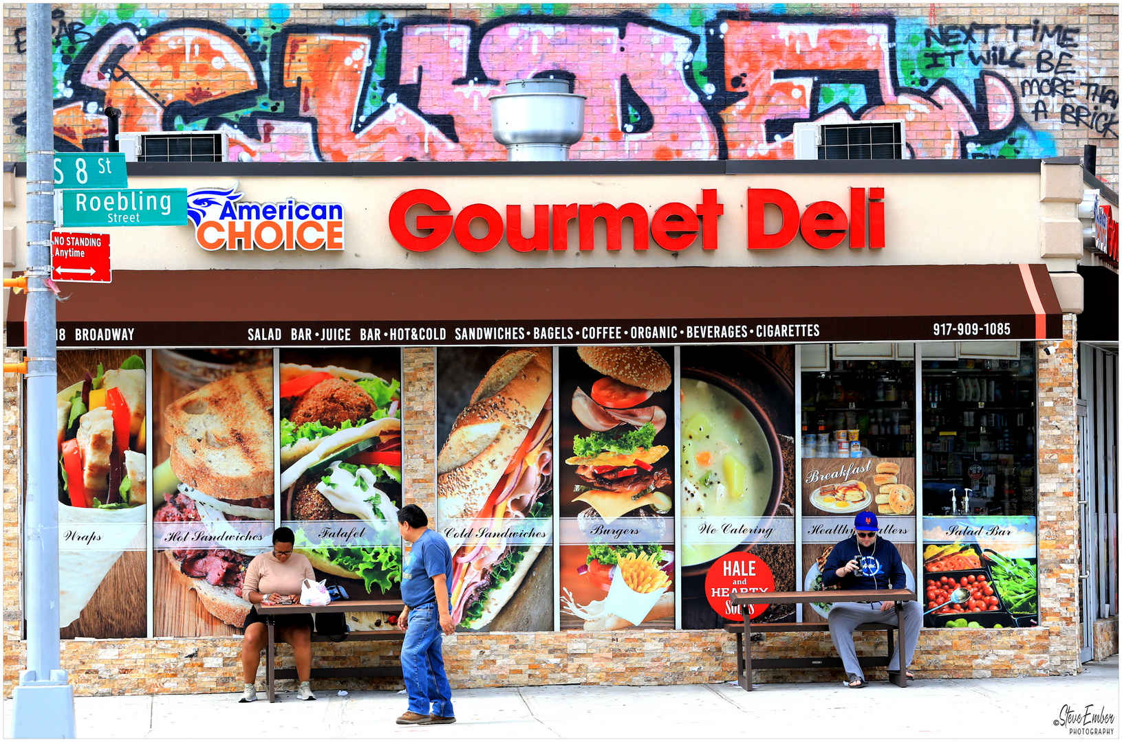 Gourmet Deli - A Williamsburg Impression