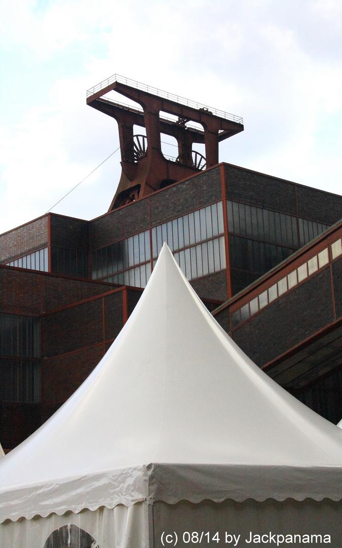 Gourmet-Festival auf Zollverein, Essen