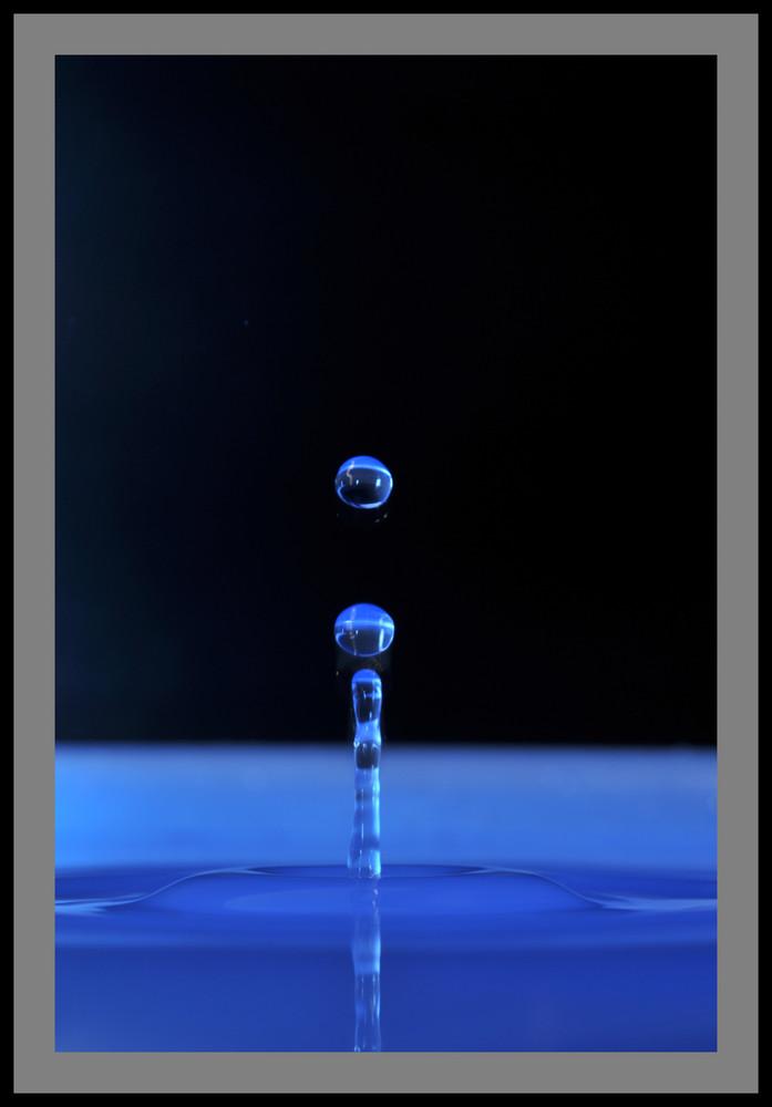 goutte d'eau toujours