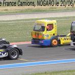 GP Camions de NOGARO , le 20/06/2009