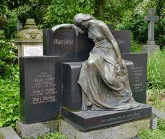 Grab der Familie R.