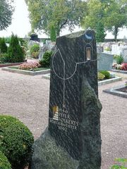 Grab Peter Volkerts Bonndorf im Schwarzwald