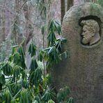 Grab von Heinrich Zille auf dem Südwestkirchhof Stahnsdorf
