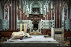 Grabeskirche St. Joseph Viersen eröffnet ....