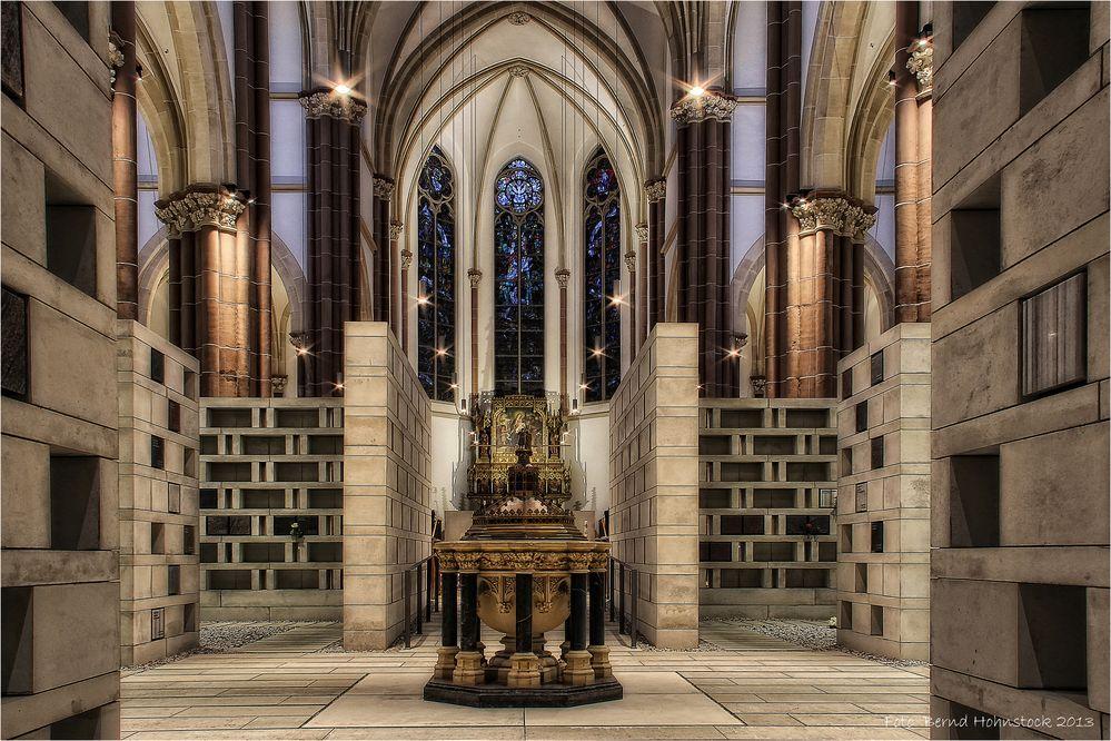 Grabeskirche zu Viersen St. Joseph