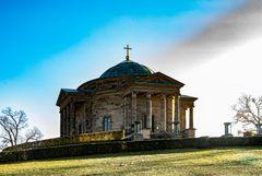 Grabkapelle  -  steinernen Zeitzeugen
