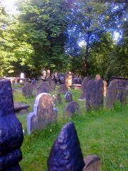 Grabstätte in Halifax