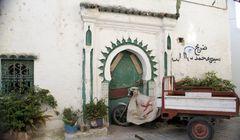 Grabstätte in Marokko...(Tanger)