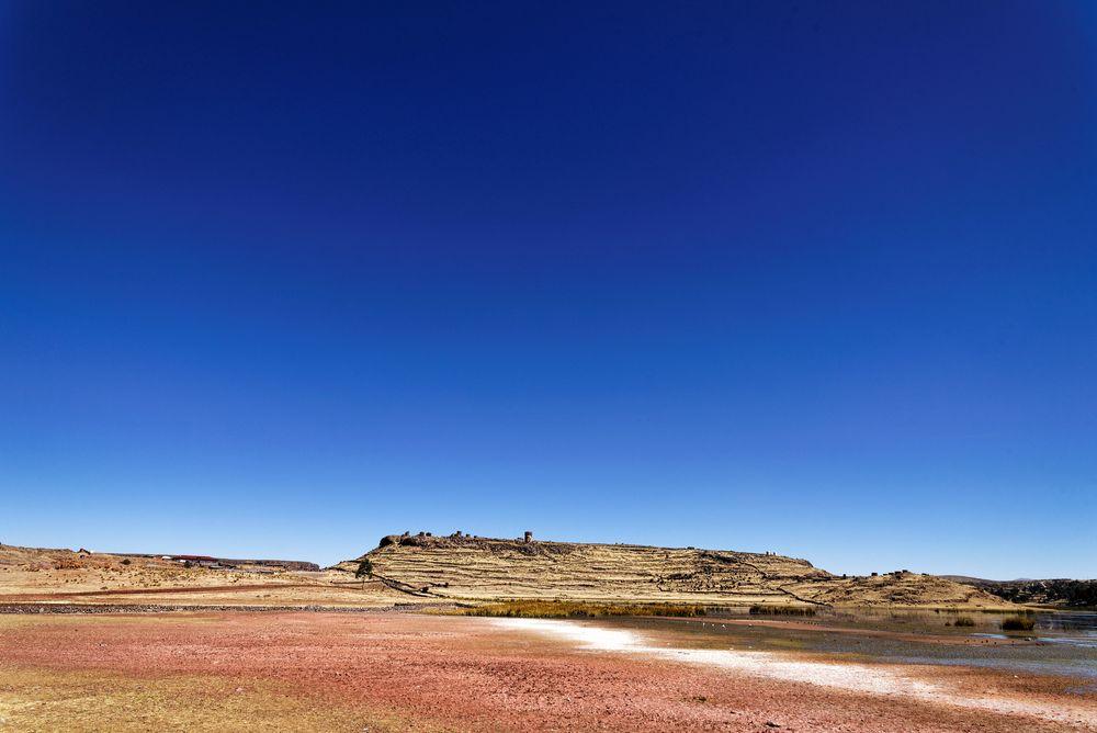 Grabtürme von Sillustani, Peru