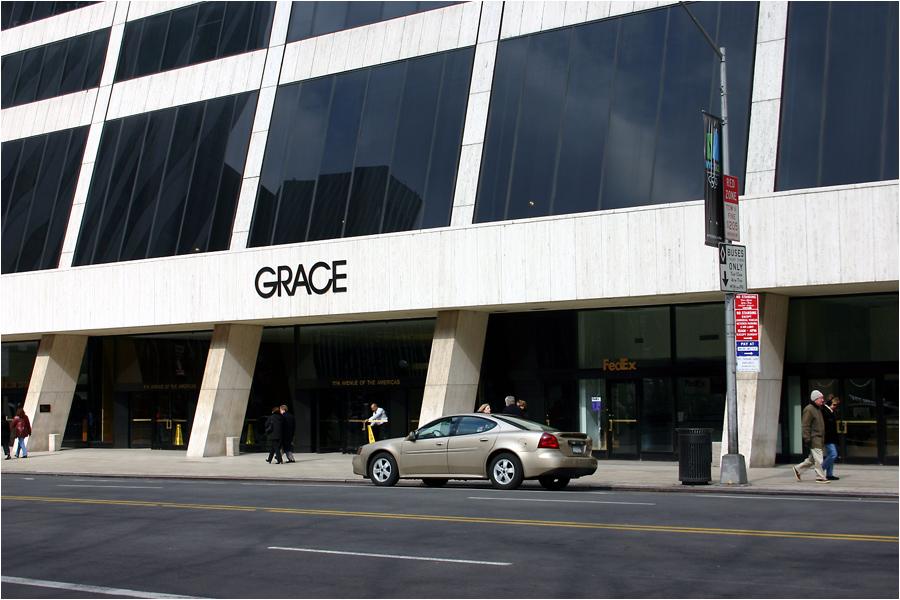 """""""Grace""""-Gebäude"""