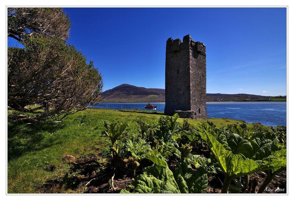 * Grace O'Malley's Castle *