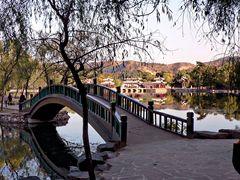 gracieux ce pont !