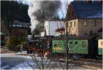 Grade Crossing at Hammerunterwiesenthal