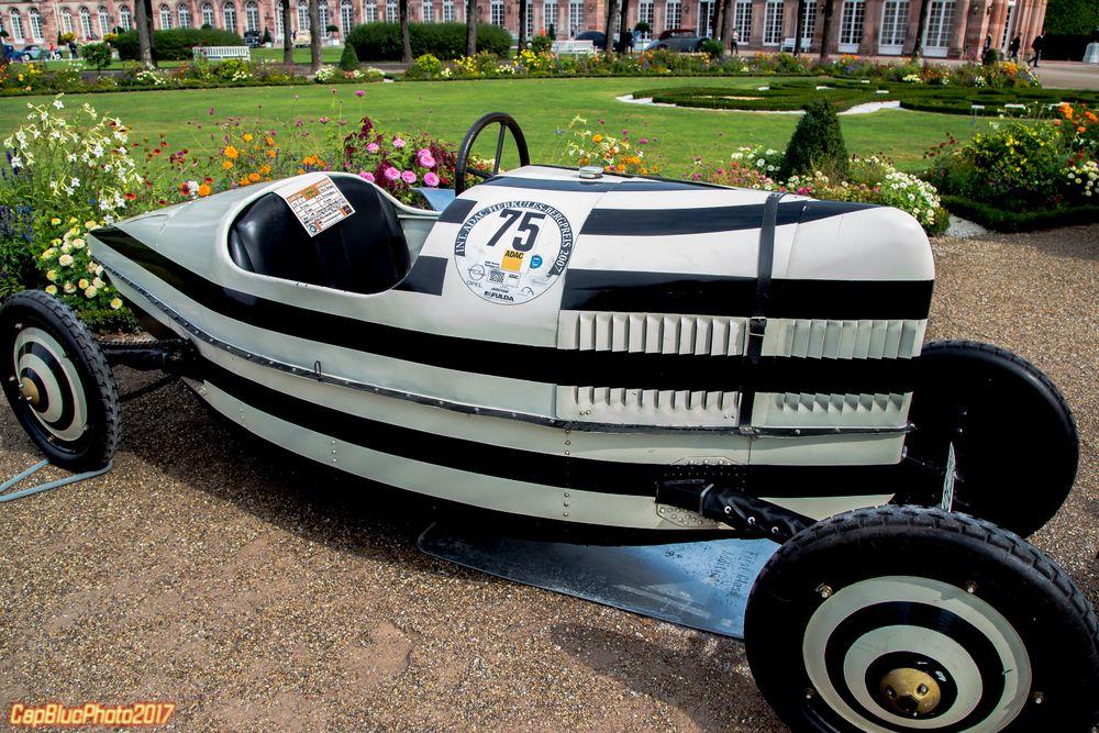 Grade-Rennwagen bei der Classic Cars in Schwetzingen