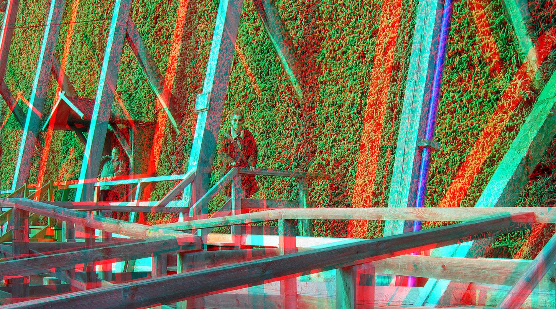 Gradierwerk (3D-Foto 3)
