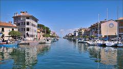 Grado - Am Hafen