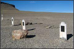 Gräber der John Franklin Expedition