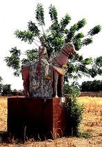 Gräber der Mossi-Könige in Burkina Faso