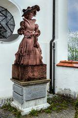 Gräfin Anna von Lodron....