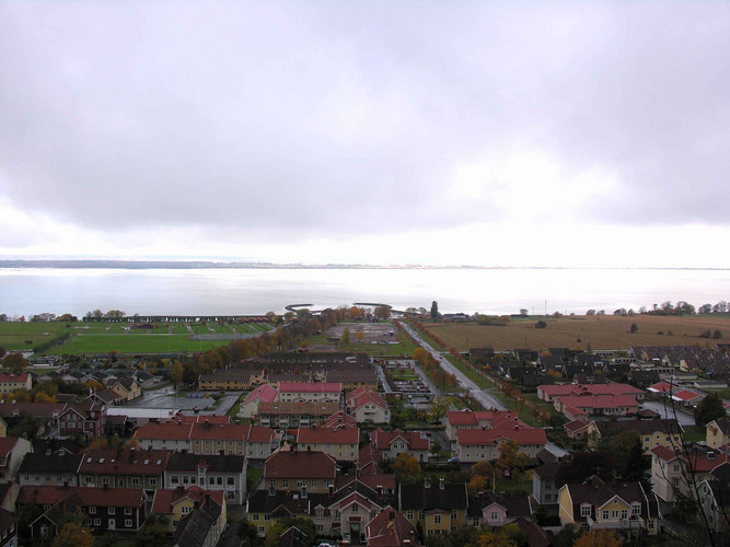 Gränna in Schweden (Nikon coolpix 8800)